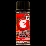 Wheel cleaner and polish