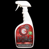 Tire and wheel cleaner